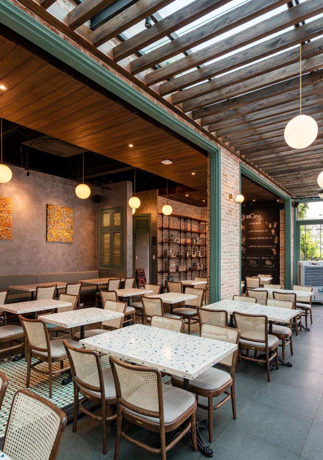 About Saigon Casa Cafe