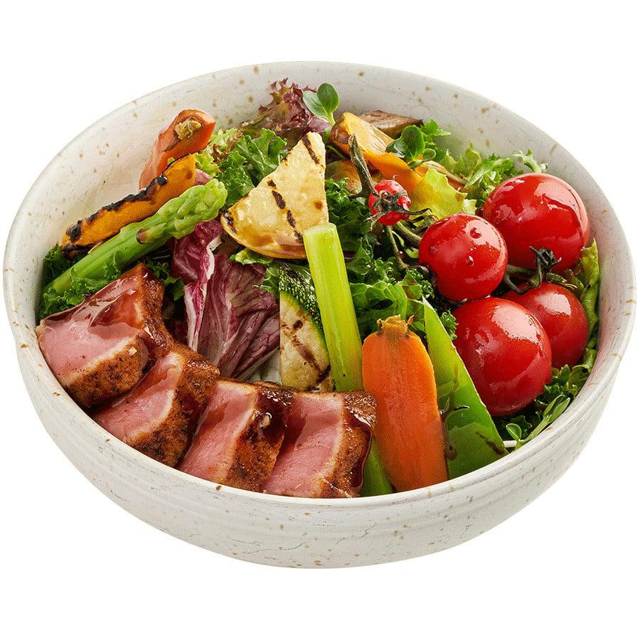 Mix Grilled Salad